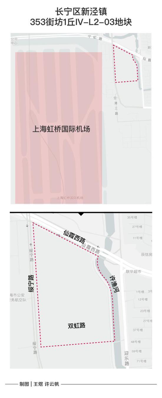 上海长宁19.7亿挂牌一办公用地