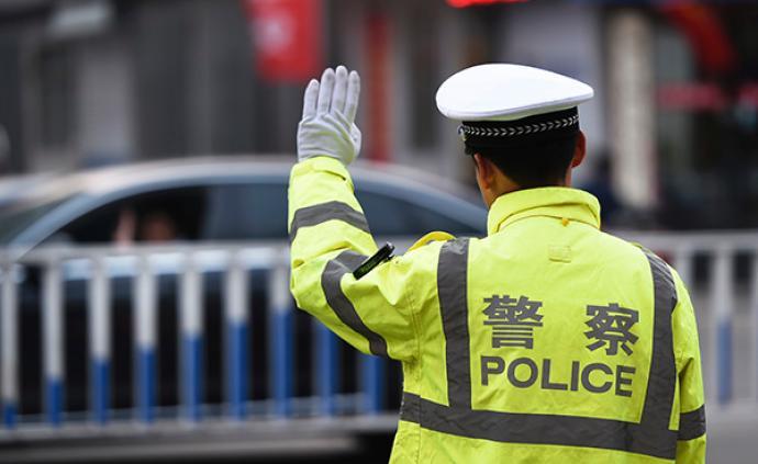 沪日均违法处理量近10万 5.2万起交通违法被加处罚款
