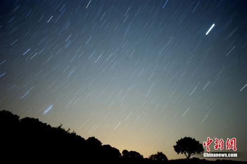 揭开神秘面纱——英仙座流星雨天文知识小科普