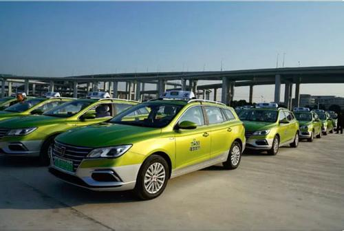 上海新一批纯电动出租车运价公布 起租价3公里16元