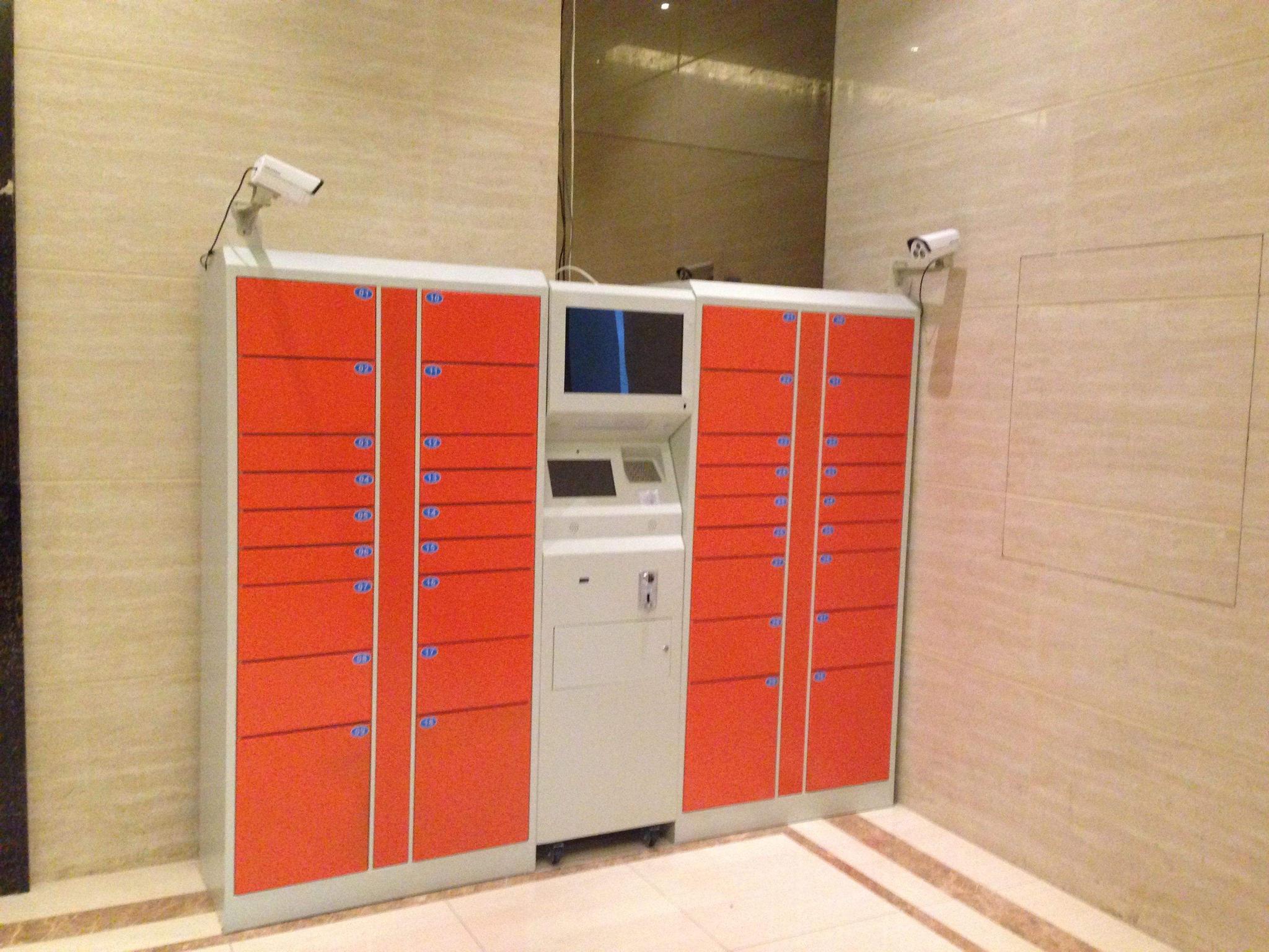 上海新增智能包裹箱组4070个 未经许可擅自放入可投诉
