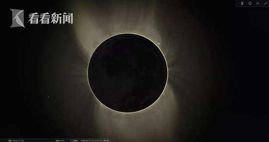 图片来源:Stellarium软件截图 制图:汤海明