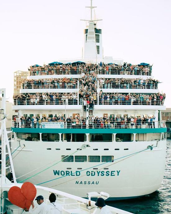世界奥德赛号邮轮