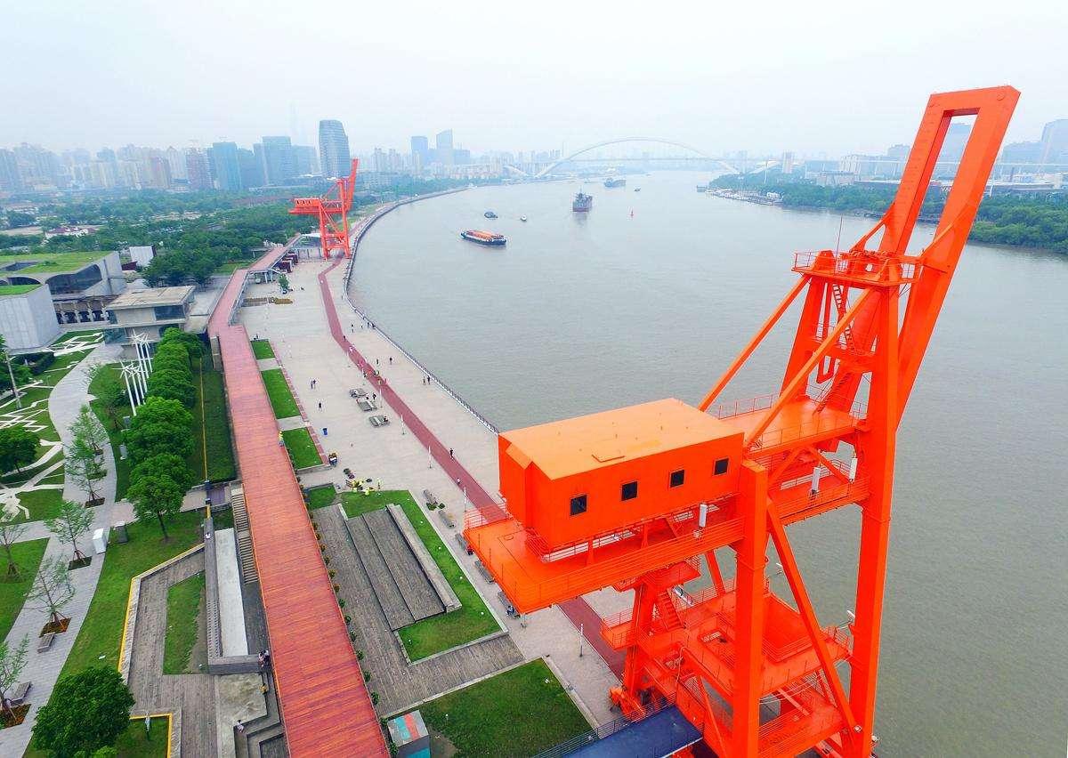 黄浦江两岸公共空间建设3年行动计划:塑造世界级滨水区