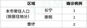 上海新增2例新型冠状病毒肺炎确诊病例 累计确诊313例