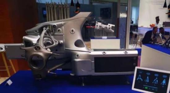 进博会汽车展区放大招 30件新产品新技术全球首发首展