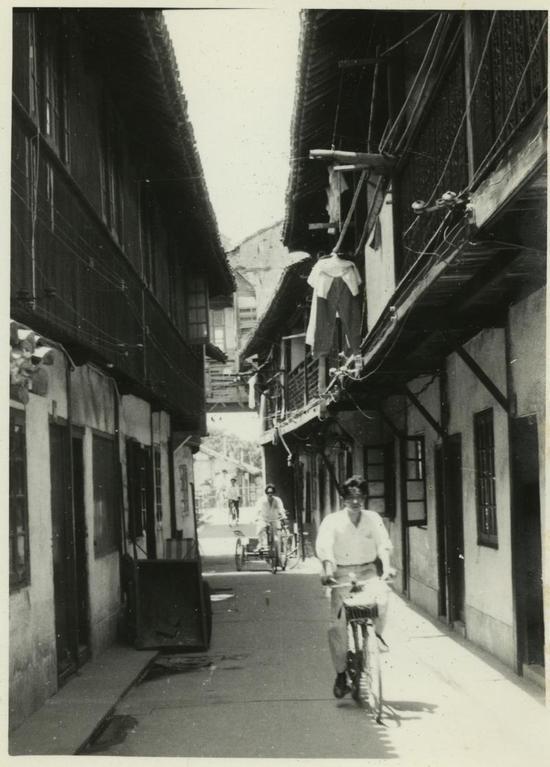 旧时高桥老街