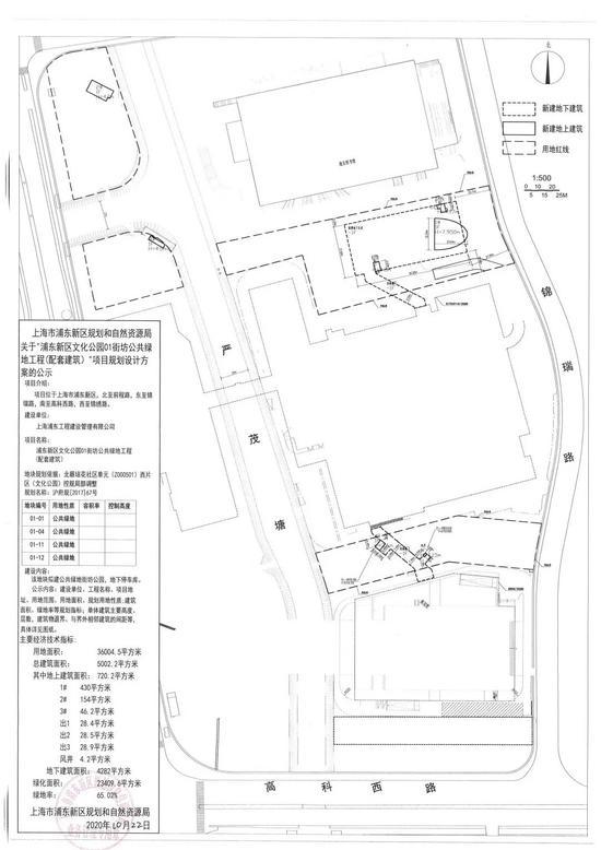 浦东图书馆旁拟增添超30000㎡文化公园 设地下停车库