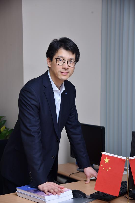 上海期货交易所结算部总监王昊 受访者供图