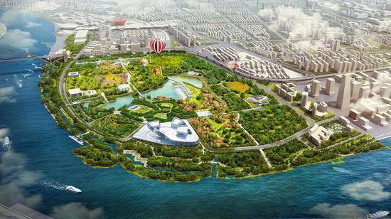 世博文化公园将进入全面开工建设阶段 预计2021年开放