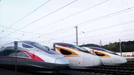 全国铁路实施新列车运行图 上海前往兰州等地添新方式