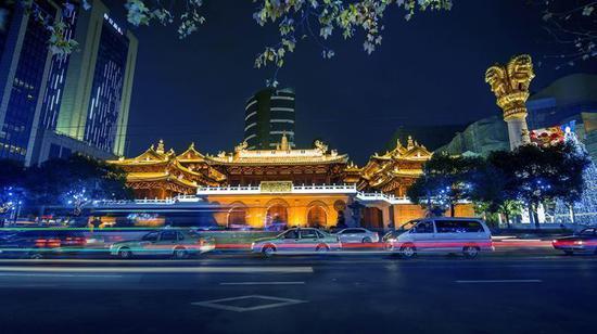 南京西路商圈