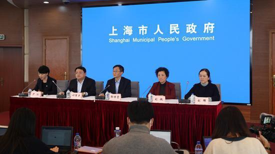 上海市卫健委:每日数据通报将增