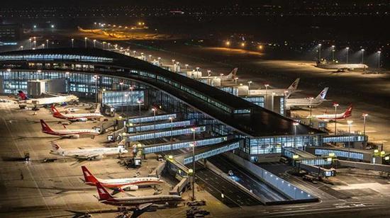 新航季国内运力将提升 浦东机场国内航班占比将超80%