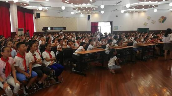 央视名导来沪开启暑假第一课:好电影就是好老师