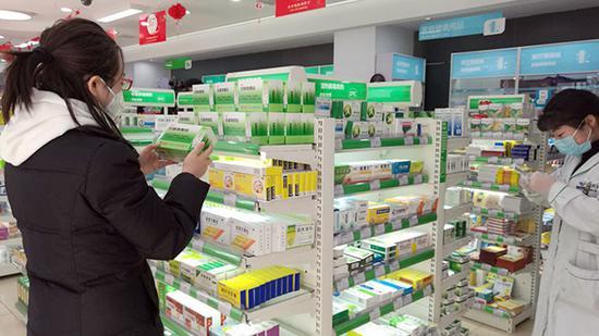 上海零售药店已累计上报2万余条信息
