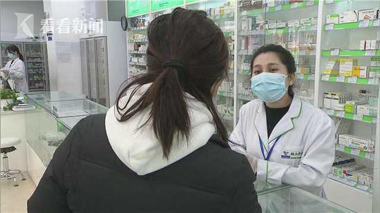 上海:到药房购买治疗发热类药品须实名登记