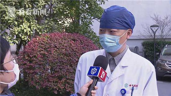 上海:严密防疫规范就诊 医院门诊井然有序
