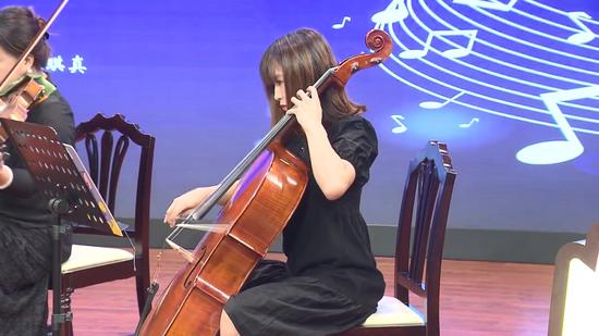 杨浦区图书馆策划特别音乐会 迎接国际盲人节