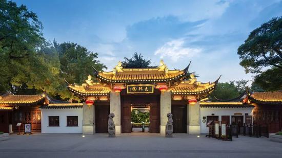 历经500年风雨古漪园将修缮 开放时间与区域有所调整