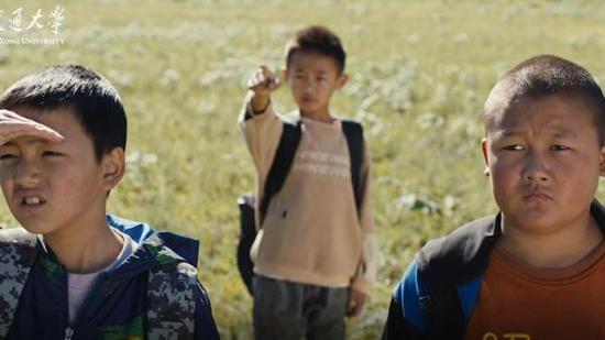 上海交大发布脱贫攻坚微电影《彩云之交》 由真实事迹改编