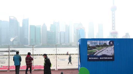 北外滩国客段800米滨江岸线贯通工程将启动 预计年内开放