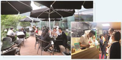 上海餐厅数量和密度全国第一 夜宵消费力最强