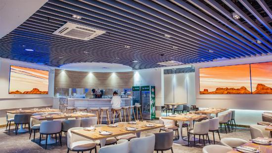 沪首家共享餐厅试营业将供应百种热菜 业内人士泼冷水