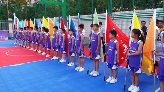 上海首家篮球小镇落户北大门罗泾 特色小镇添新名片