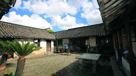 比起距今100多年历史的石库门,已有300多年历史的绞圈房并不为大众熟知。