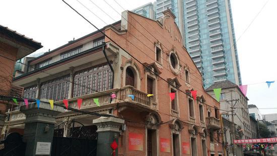 张园地块旧改第二轮征询预签约超90% 原有建筑将修缮