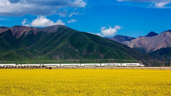 长三角铁路春游运输方案已出台 预计发送旅客5150万人
