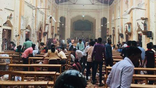 斯里兰卡发生8起爆炸 部分上海游客取消科伦坡行程