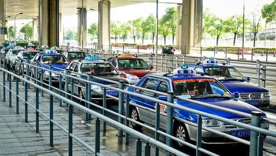 一季度交通企业违法率公布 四大出租车企违法率偏低