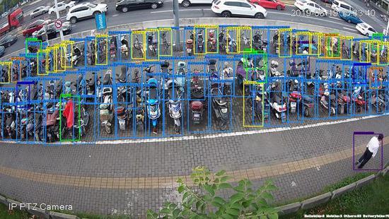 上海共享单车治理应用人工智能技巧 实现车辆有序停放