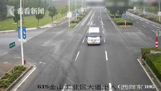 沪C车主买两套车牌市区郊区秒切换 被记12分罚5000元