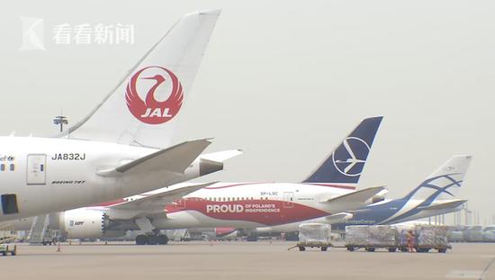 浦东机场成世界货机展示厅 单日319架次创新高