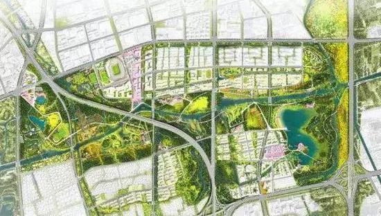 张家浜楔形绿地地块将建25幢低层住宅 方案公示中