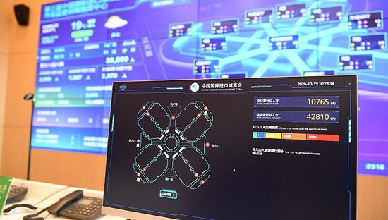上海智能监控平台上线 进博会馆内73家餐饮加装AI终端