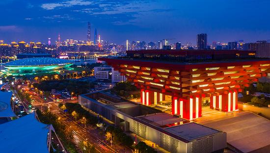 上海后滩推进建设世博文化公园 南侧将建国际马术中心