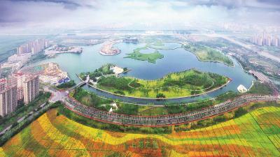 奉贤加快扶植南上海将来空间 创设将来+前沿应用处景
