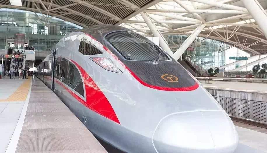 上海至九龙高铁明起开行 全程运行8小时17分钟