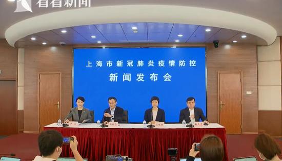 上海每天最大核酸检测量达72.8万份 能够满足检测需求