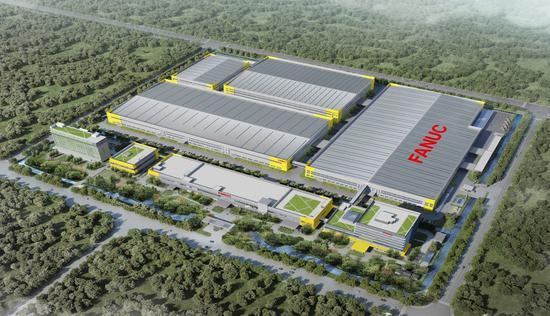 上海发那科智能工厂三期项目开工 将打造超级智能工厂