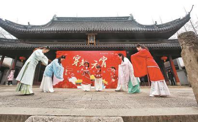 申城欢喜闹元宵 各类民俗体验活动既传统又有新意