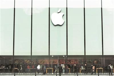 苹果大中华区营收同比降27% 促销降价iPhone销量大涨