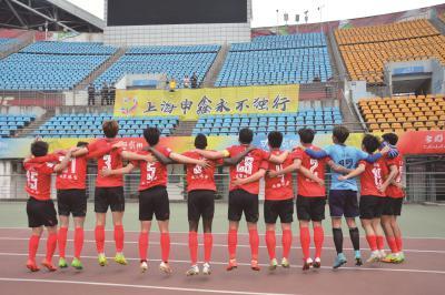俱乐部深陷困境濒临退出,申鑫球员和球迷承受前所未有的煎熬。视觉中国