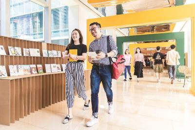 上海书展向书店、商场延伸 拓展城市文化社交新空间