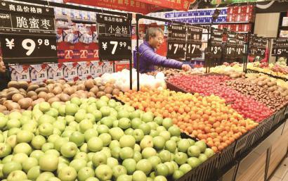 申城新春进口水果大量涌入 高品质水果抢夺春运火车票