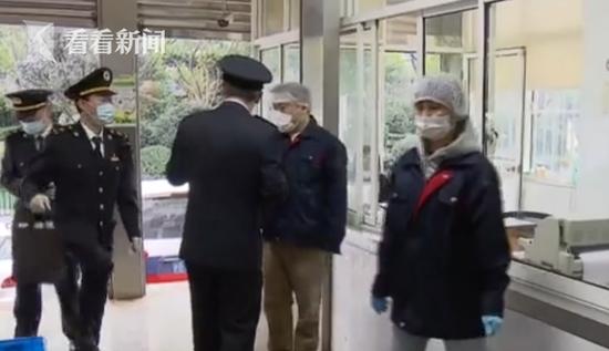 上海全面加强冷链食品监管 严格落实疫情防控